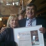 SIPER recibe el Accesit del premio Mutualia