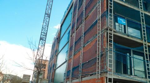 52 Apartamentos dotacionales en Hernani